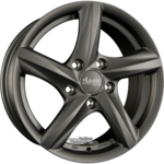 ADVANTI RACING NEPA (ADV10) Einteilig DARK - Matt Gunmetal 7.00 x 16 ET 45.00 5x108.00
