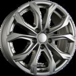 ALUTEC W10 Polar-Silber Einteilig 9.00x20ET52.005x112.00
