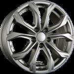 ALUTEC W10X Einteilig Polar-Silber 8.50x19ET55.005x112.00