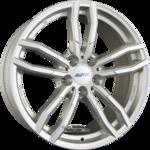 ALUTEC DRIVE Einteilig Polar-Silber 8.50x19ET52.005x112.00