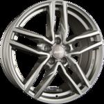 ALUTEC IKENU Metal-Grey Einteilig 6.50x17ET40.004x108.00