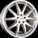 ASA GT3 Einteilig Silber Frontpoliert (SMF) 9.00x20ET35.005x120.00