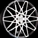 ASA GT4 Einteilig Schwarz Glanz Frontpoliert (BMF) 8.50x18ET35.005x120.00