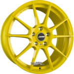 AUTEC WIZARD (W) Atomic Yellow Einteilig 6.50x15ET48.005x112.00