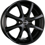 BORBET LV4 Einteilig Black Glossy 7.00x17ET38.004x108.00