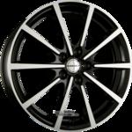 BORBET BL5 Einteilig Black Polished Glossy 8.00x18ET50.005x108.00
