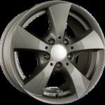 BORBET TB Einteilig Metal Grey 7.50x16ET45.005x112.00