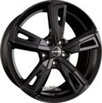 BORBET BU1 Einteilig Black Glossy 8.00x18ET50.005x114.30