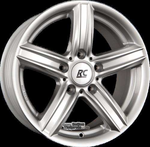 BROCK / RC RC21 Einteilig Kristallsilber (KS)