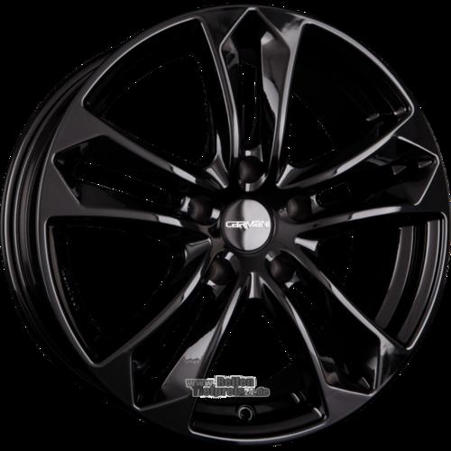 CARMANI CA 5 ARROW Einteilig Black (B)