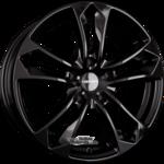 CARMANI CA 5 ARROW Black (B) Einteilig 7.00x16ET38.004x100.00