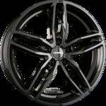 CARMANI CA 13 TWINMAX Black (B) Einteilig 8.50x19ET35.005x114.30
