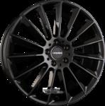 CARMANI CA 17 FRITZ Black (B) Einteilig 8.50x20ET48.005x112.00