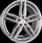 CARMANI CA 13 TWINMAX Einteilig White Silver 8.50x19ET42.005x114.30