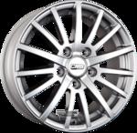 CMS C16 Einteilig SR Racing Silber 6.50x16ET45.005x120.00