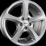 CMS C12 Einteilig SR Racing Silber 8.50x18ET45.005x130.00