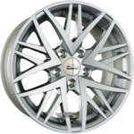 CMS B1 Einteilig SR Racing Silber 8.00x18ET30.005x112.00