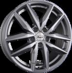 CMS C28 Einteilig SR Racing Silber 7.50x19ET40.005x100.00