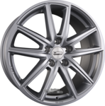 CMS C30 Einteilig SR Racing Silber 6.50x16ET40.005x110.00