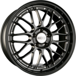 DOTZ REVVO Black Edition - Black Matt Einteilig 8.00x18ET45.005x108.00