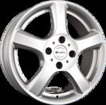 ENZO B Einteilig Silver 5.50x14ET16.004x108.00