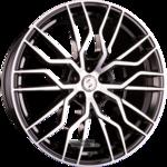 ETABETA MEDUSA Einteilig Shiny Black Full Polish 10.50x20ET45.005x130.00