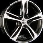 GMP Italia PAKY Black Diamond Einteilig 8.00x18ET35.005x112.00