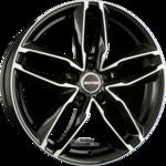 GMP Italia ATOM Black Diamond Einteilig 8.50x19ET35.005x112.00
