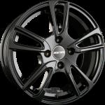 GMP Italia ASTRAL Einteilig Glossy Black 6.50x16ET40.005x115.00