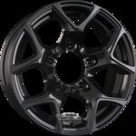 GMP Italia SJ15 Einteilig Black 5.50x15ET5.005x139.70