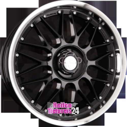 KESKIN KT 4 New Racer Black Lip Polish (BLP) Einteilig