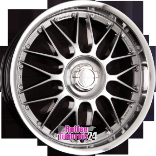 KESKIN KT 4 New Racer Einteilig Hyper Black Lip Polish (HBLP)