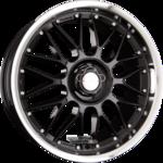 KESKIN KT 4 New Racer Einteilig Black Lip Polish (BLP) 9.50x19ET30.005x100.00