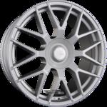 MAM MAM GT.1 Einteilig Silber Painted (SL) 8.50x19ET30.005x100.00