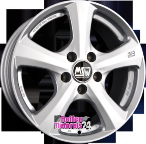 MSW MSW 19 Einteilig Full Silver