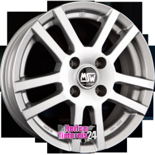 MSW MSW 22 Einteilig Full Silver