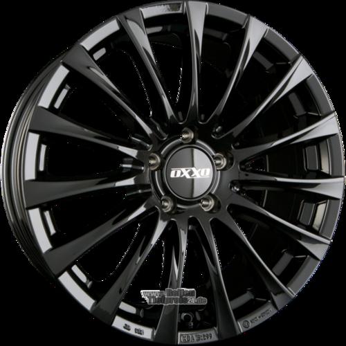 OXXO ELAN (OX14) BLACK - Black Einteilig