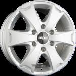 OXXO AVENTURA (OX13) Einteilig Silver 7.50x18ET30.006x139.70