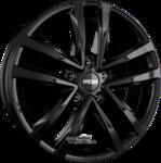OXXO BRAVE (OX16) Einteilig BLACK - Schwarz 8.00x19ET30.005x112.00