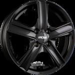 OXXO NOVEL (OX19) Einteilig BLACK - Black 5.50x14ET40.004x108.00