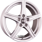 OXXO CLASICO (OX22) Silver Einteilig 7.00x17ET45.005x114.30