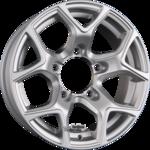 PLATIN P 96 Einteilig Silver 5.50x15ET5.005x139.70