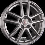 PLATIN P 73 Einteilig Metall Silver 7.50x18ET40.005x110.00