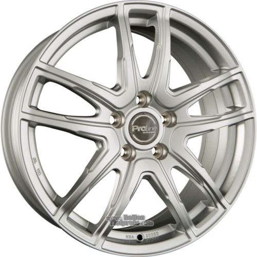 ProLine Wheels  VX100 Einteilig Arctic Silver (AS)