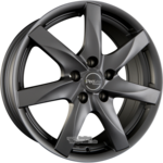 ProLine Wheels  BX100 Einteilig Matt Grey (MG) 7.00 x 17 ET 40.00 4x108.00