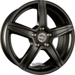 ProLine Wheels  CX200 Einteilig Black Matt 7.50 x 17 ET 25.00 5x112.00