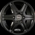 ProLine Wheels  PV/T Einteilig Black Matt (BM) 6.50x16ET60.005x130.00