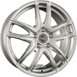 ProLine Wheels  VX100 Arctic Silver (AS) Einteilig 7.00x17ET38.005x98.00