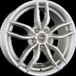 ProLine Wheels  ZX100 Arctic Silver (AS) Einteilig 8.00x19ET45.005x108.00