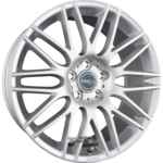 ProLine Wheels  PXK Einteilig Metallic Silver (MS) 9.50 x 21 ET 42.00 5x120.00